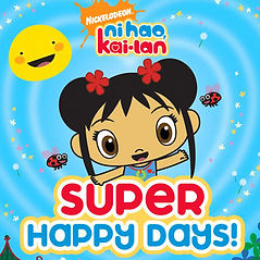 Ni hao, kailan character design for nickelodeon and nick jr animation