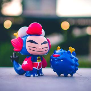 Dragon Boy Super Tenacious Toys Edition