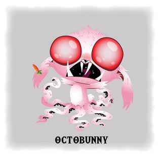 Octobunny 章魚兔 (Angry)