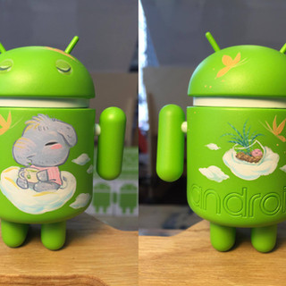 Android and Me - Elephant
