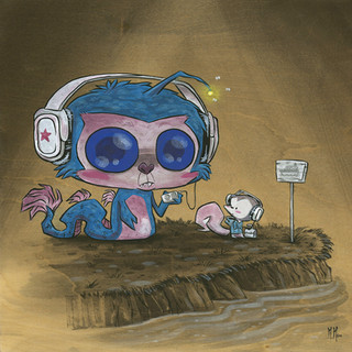 Sea Monkey Tunes