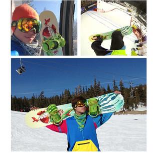 Dragon Boy Snowboard
