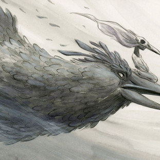 Dynamic Raven