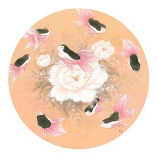Peach Moon 桃月