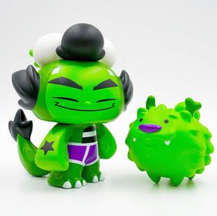 Dragon Boy Super Myplasticheart Edition