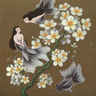 The Resilient Plum Blossom