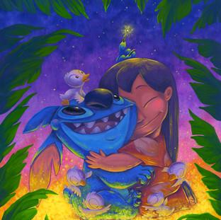 Lilo & Stitch's Family Gathering