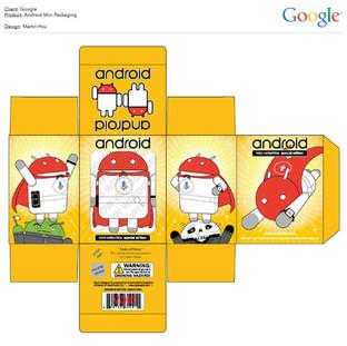 Google: Android Mini Figure