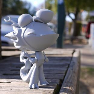 Dragon Boy Figure - Sculpt
