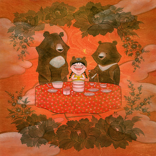 Mettā - Three Bears