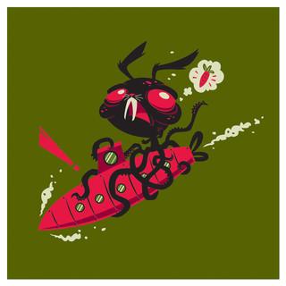Octobunny Submarine