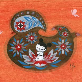 Mettā - Duck