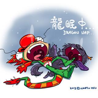Dragon Nap