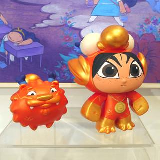 Dragon Boy Super Mulan & Mushu Customs