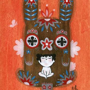 Mettā - Rabbit