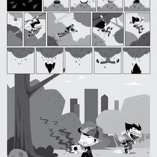 Dragon Boy Comic pg.3