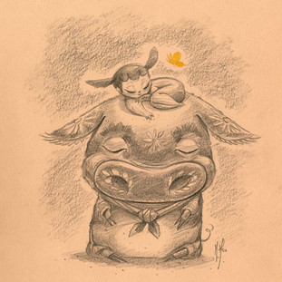 Mettā - Pig
