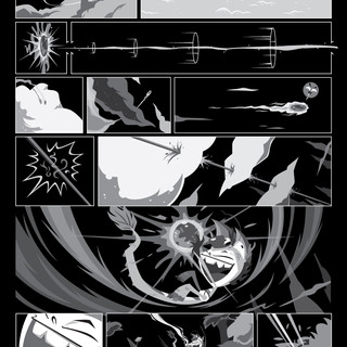 Dragon Boy Comic pg.2