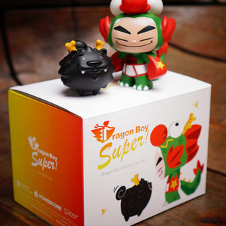 Dragon Boy Super Vinyl Figures