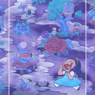 Mettā - Alice in Dreams
