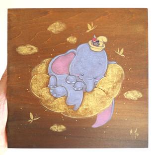 Golden Lullaby - Dumbo