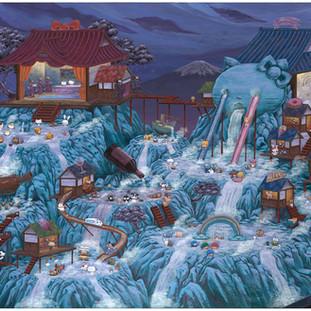 Sanrio's 50th Family Vacation