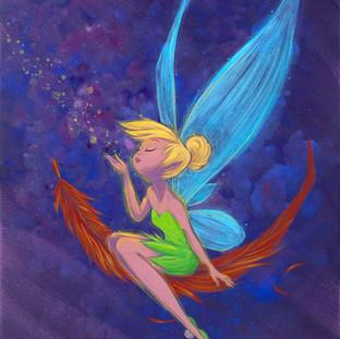 Tinker Bell Whispers