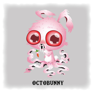 Octobunny 章魚兔