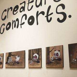 Creature Comforts, 2010