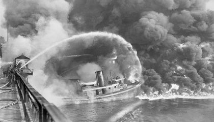 How Rivers Burning Brought on the Clean Water Act