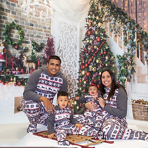 Calderon &Perez Christmas Pictures