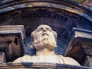Medicus curat, Natura sanat! (Гиппократ).