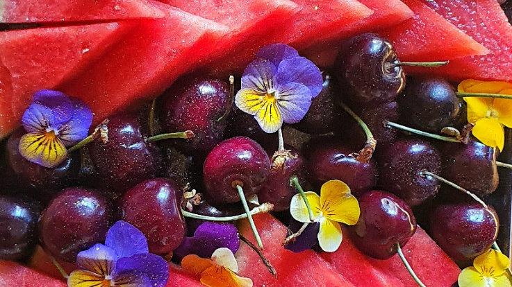 Plateau de fruits