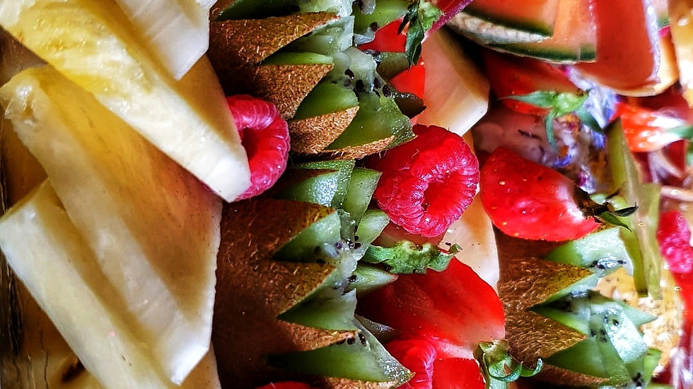 Plateau de fruit