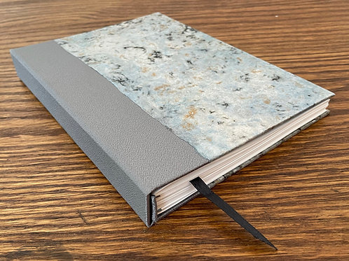 Hardcover Cover Notebook with Ribbon Bookmark