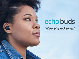 Introducing Echo Buds | Wireless earbuds with immersive sound, active noise reduction and Alexa