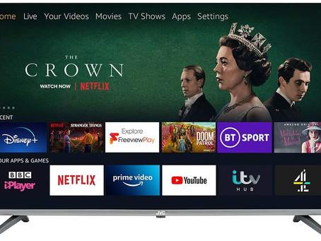"JVC Fire TV Edition 43"" Smart Full HD LED TV"
