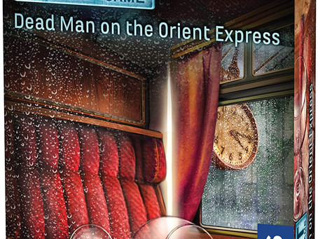 Thames & Kosmos EXIT - The Game | The Dead Man on the Orient Express | Level: Professional |
