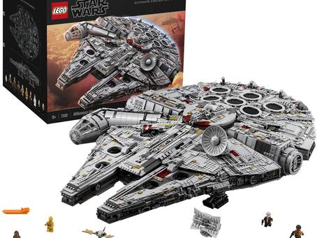 Star Wars Millennium Falcom 75192