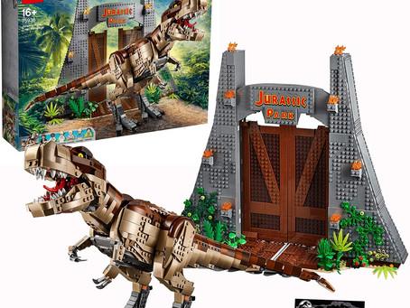 Lego Jurassic Park: T. Rex Rampage 75936