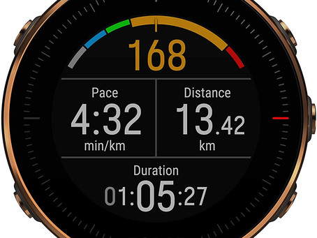 Polar Vantage M Advanced GPS HRM Sports Watch for Men and Women (Running and Multisport Training)
