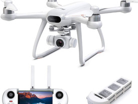 Potensic Dreamer GPS Drone with 4K Camera for Adults, GPS RC Quadcopter with Bushless Motors