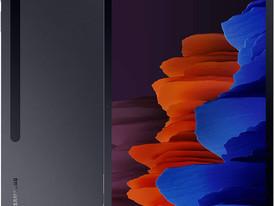 Samsung Galaxy Tab S7+ Wi-Fi Android Tablet Mystic - Black
