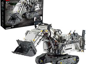 Lego Liebherr R 9800 Excavator - 42100