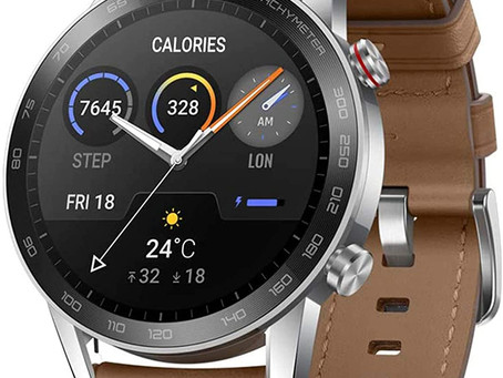 HONOR MagicWatch 2 46 mm Smart Watch, Fitness Tracker Activity Tracker with SpO2 Heart Rate Stress