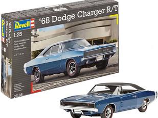 Revell 07188 1968 Dodge Charger R/T Model Kit