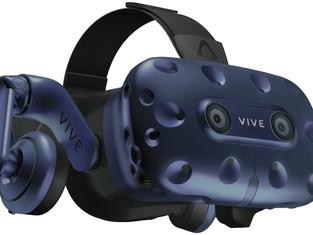 HTC Vive Pro VR Virtual Reality Headset