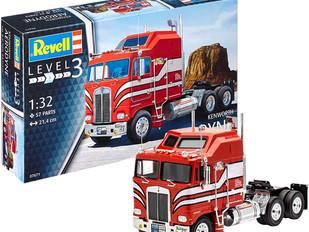 Revell 07671 Kenworth Aerodyne Model Kit