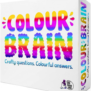 Colourbrain - Ultimate Board Game for Families | Top Board Games for Kids and Adults