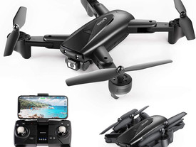 SNAPTAIN SP500 GPS 5G WiFi Transmission FPV Drone with 1080P HD Camera, RC Quadcopter with GPS